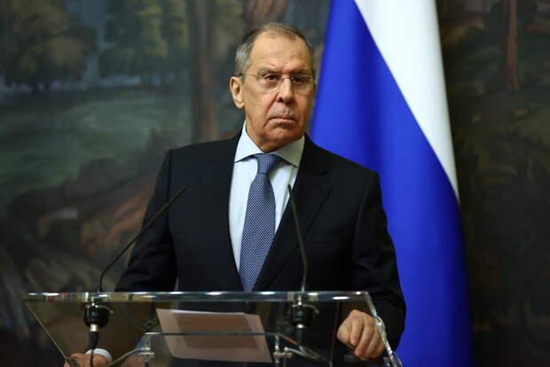 «Истерика зашкаливает»: Лавров предложил ЕС обсудить насилие против митингующих на Западе