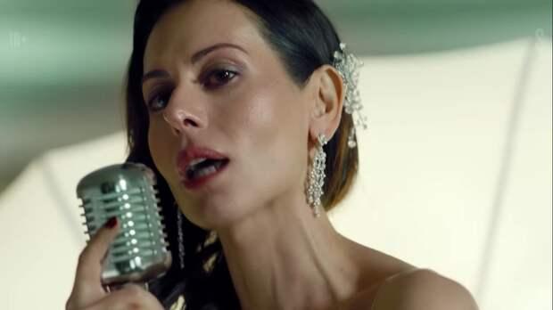 Сабина Ахмедова перепела песню группы «Агата Кристи»