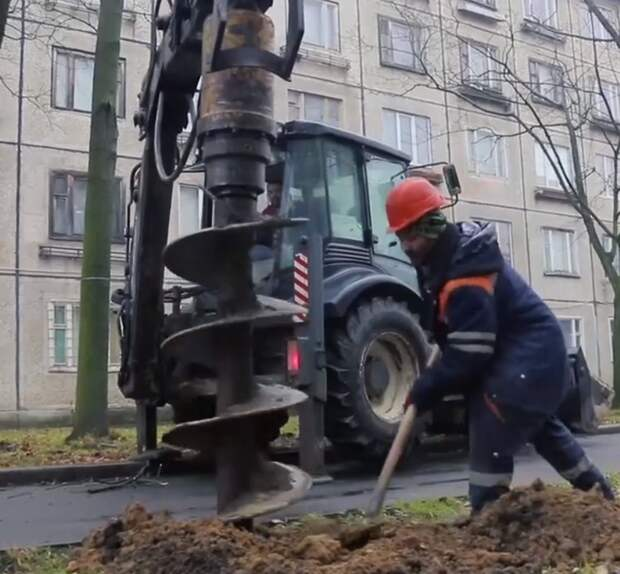 В 2021 году в Невском районе Санкт-Петербурга установят 528 новых светильников