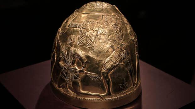 Суд: скифское золото должно быть возвращено вКиев