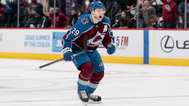 Маккиннон попал всписок Зала хоккейной славы НХЛ