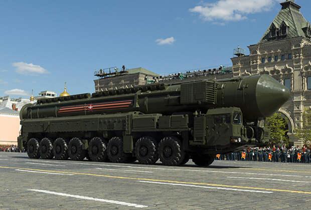 Автономная пусковая установка ракетного комплекса «Ярс»