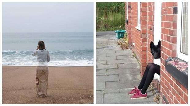 От гениального до смешного: 12 фото, когда всё решили ракурс и перспектива