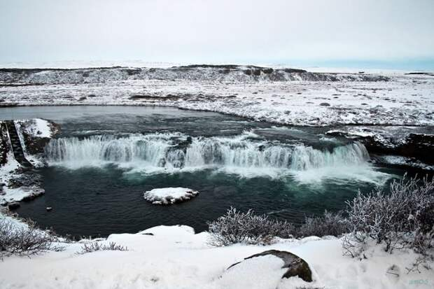 waterfalls10 Красоты водопадов Исландии в фотографиях