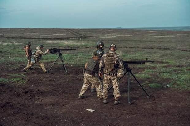 ВСУ: за время конфликта в Донбассе в боях были уничтожены 2 694 украинских военных