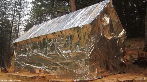 Самые безумные, но действенные способы, которыми люди спасали свой дом от стихии