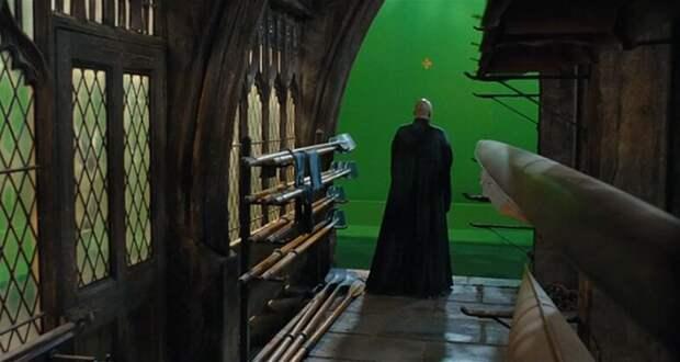 Спецэффекты в кино: как выглядят популярные фильмы до и после их применения?