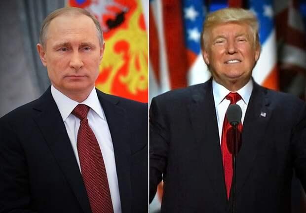 Картинки по запросу Путин провел телефонный разговор с Трампом