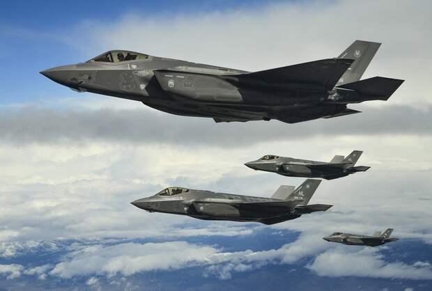 США разместят на Аляске группу ударной авиации для устрашения России