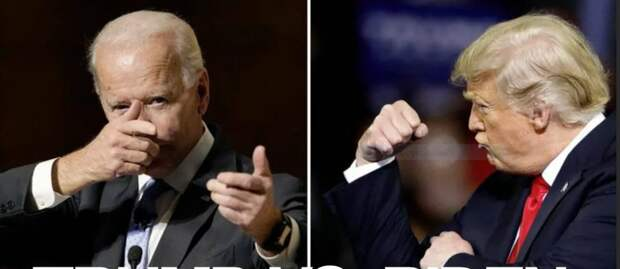 Битва за Белый дом - можно всё!