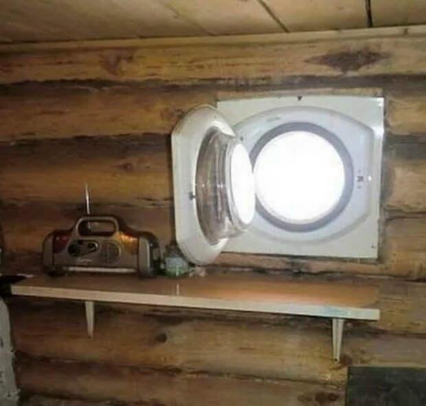 Где-то я уже видела это окно...   Фото: Умкра.