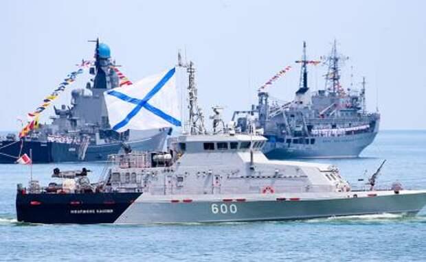 Рокировка в Каспийском море: Флотилию сдвинули на 385 км