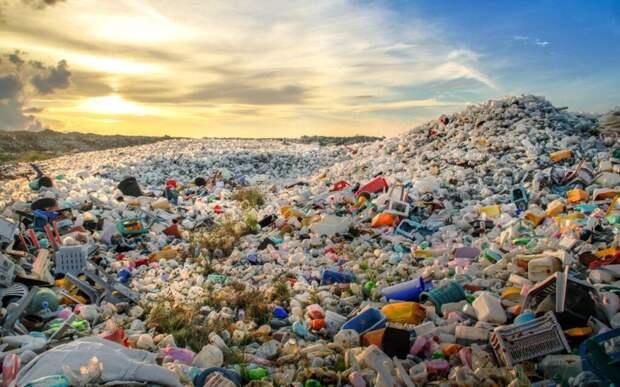 В ООН хотят бороться с пластиком