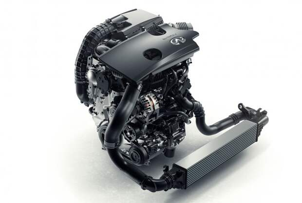 Компания Infiniti официально презентовала двигатель с переменной степенью сжатия infiniti, nissan, двигатель, мотор