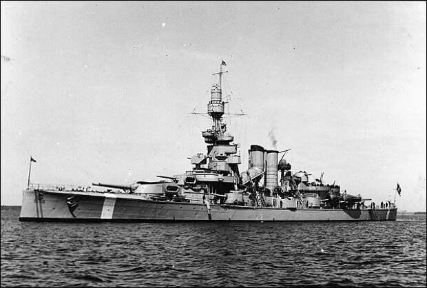 Как шведский флот воевал с советским во время войны, когда Швеция была нейтральной