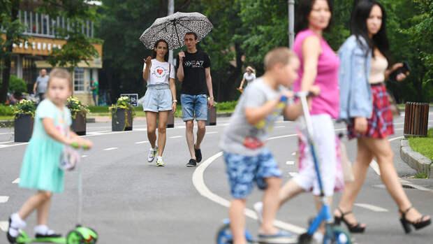 Синоптики рассказали о погоде в Москве в июле