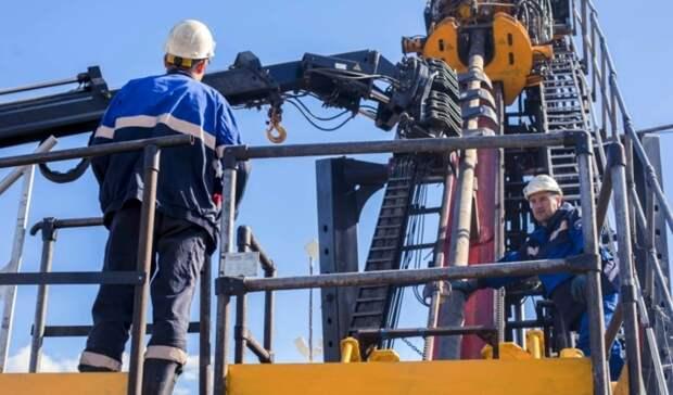 60% составляет доля отечественного оборудования внефтегазовой отрасли