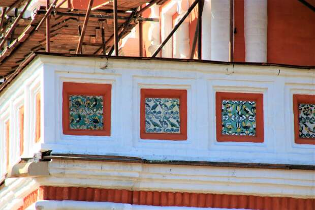 Башня дома Романовых