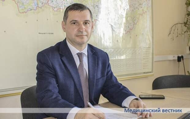 Александр Старовойтов: ´Мы готовы к третьей волне´.