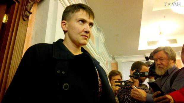 Захарченко и Плотницкий рядом не стояли: Савченко уличила Порошенко в «сепаратизме»