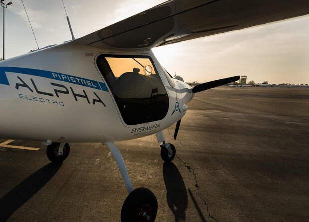 Небольшие аэропорты получат солнечные зарядные станции для электросамолетов