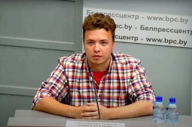 В СК Белоруссии подтвердили домашний арест Протасевича и Сапеги