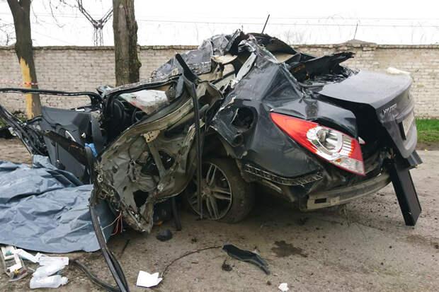 Все пятеро погибших в ДТП под Ростовом были подростками