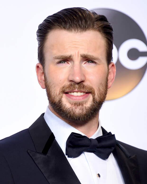 Крис Эванс рассказал, почему он чуть не отказался от роли Капитана Америки