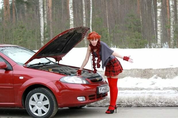 Как заводить Ваш автомобиль в морозы: инструкция