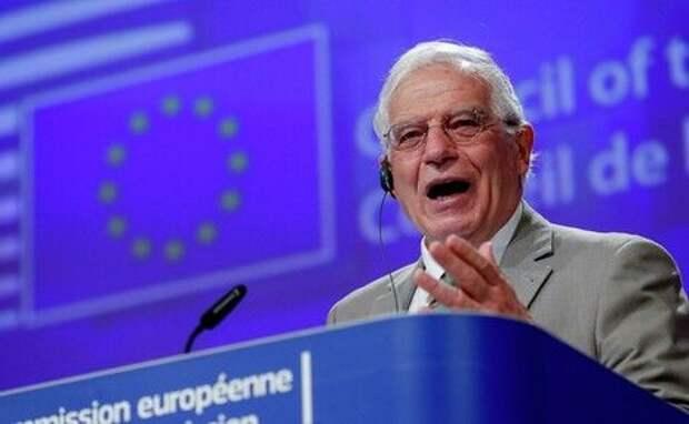 Глава европейской дипломатии Жозеп Боррель заявил, что США не имеют права восстанавливать санкции ООН против Ирана