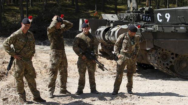 Вляпались в НАТО — теперь расхлебывают. Анатолий Вассерман