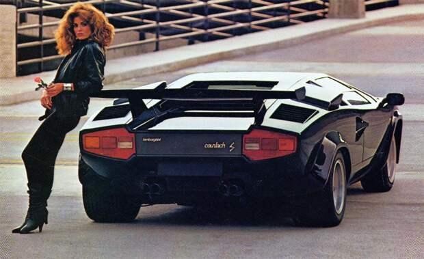 12 главных автомобилей эпохи 1980-х (13 фото)