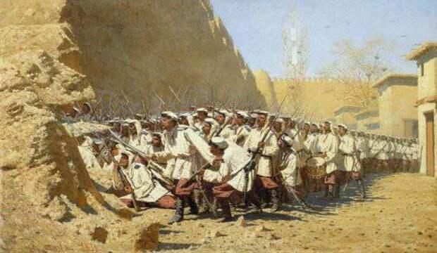 Зеравшанский поход 1868 г (Из истории завоевания Туркестана)