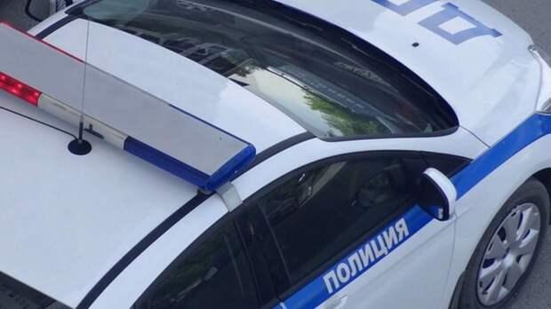 Сотрудники ДПС стали участниками массового ДТП в Брянске