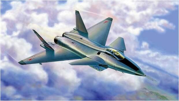 МиГ 1.44 МФИ: проект советского истребителя пятого поколения