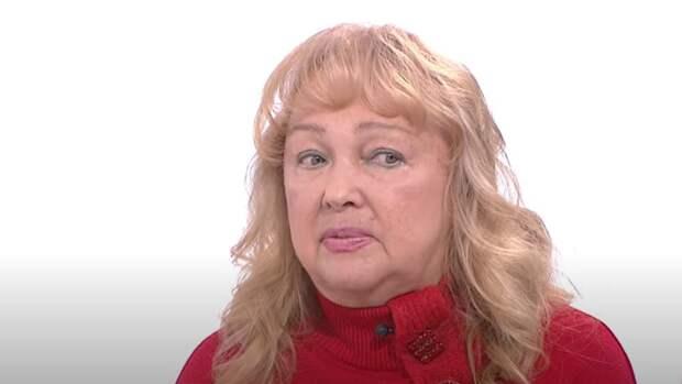"""Гвоздикова рассказала, как Ролан Быков предлагал ей """"всех бросить и уехать"""""""