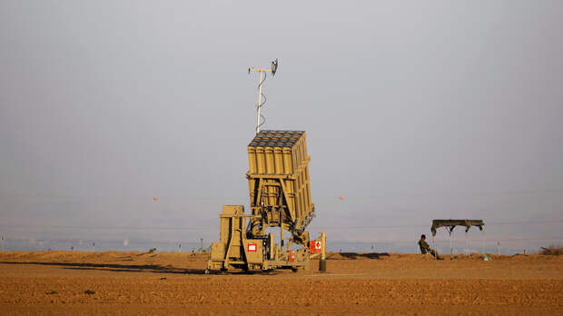 На Украине заявили о планах покупки аналога израильской ПРО«Железный купол»