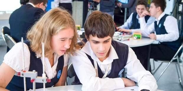 У школы №504 появится новый учебный корпус. Фото: mos.ru