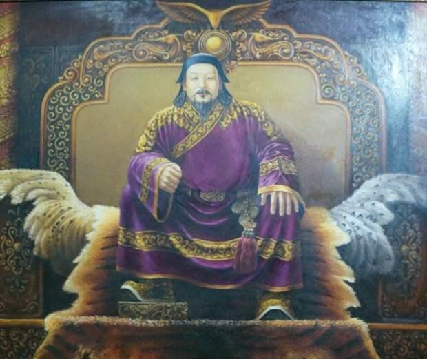 Письменное наследие Монгольской империи. Приказ Хубилая (1261)