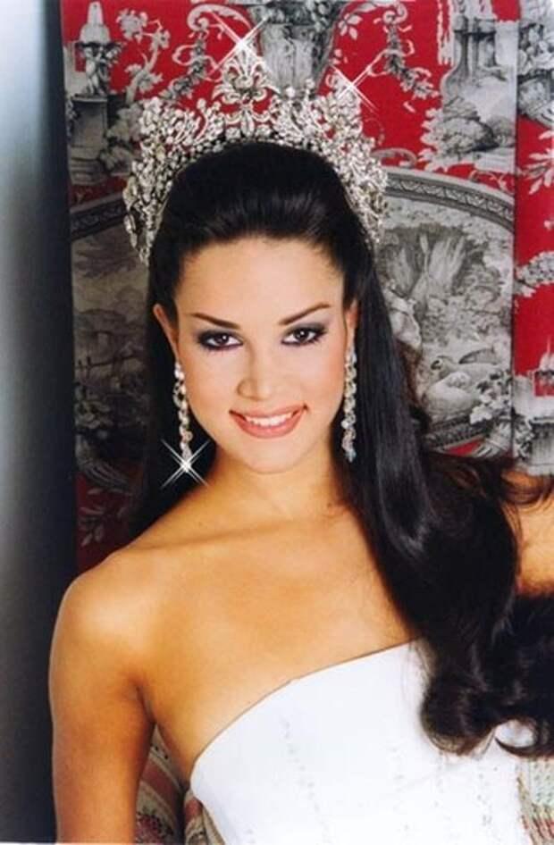 Моника Спир, 01.10.1984 — 06.02.2014), Венесуэла