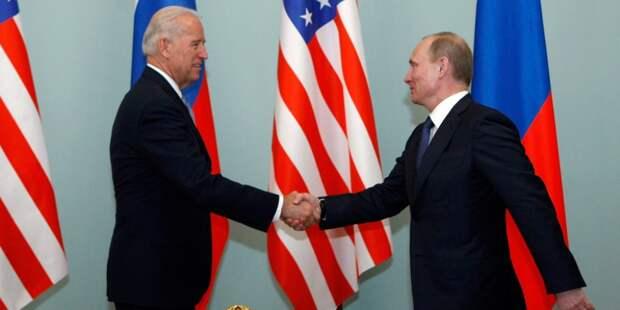В Кремле раскрыли место и дату встречи Путина и Байдена