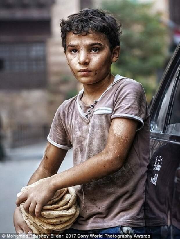Родом из детства... Вот как на самом деле живут дети в разных уголках Земли.