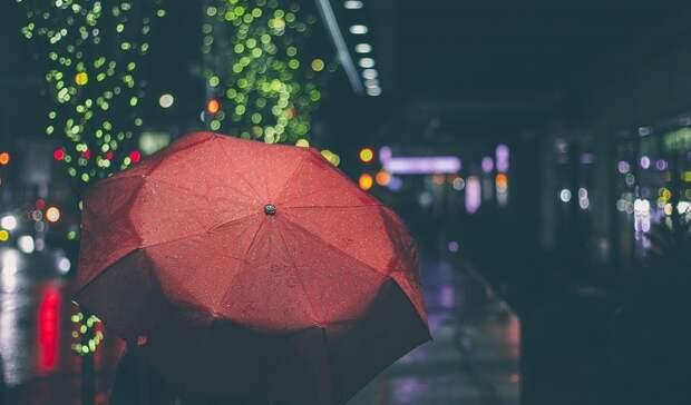 Впонедельник вРостове синоптики пообещали дождь