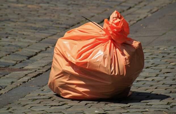 Около дома в Бескудниковском убрали мусор