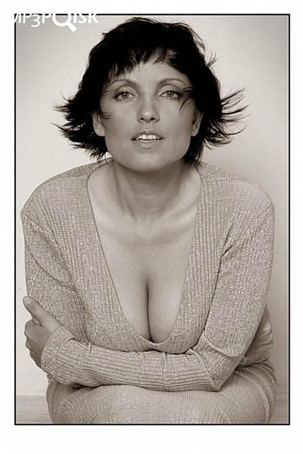 Красотка из 90-ых Светлана Рерих.