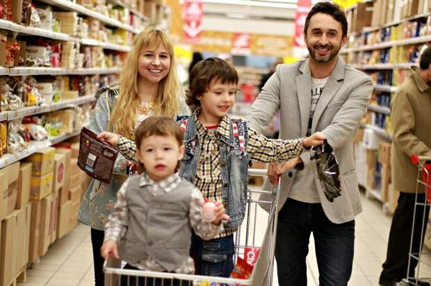 Как покупать игрушки вместе с ребёнком