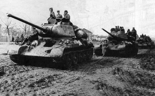 Николай Орлов, участник Сталинградской битвы, бывший командир танковой роты