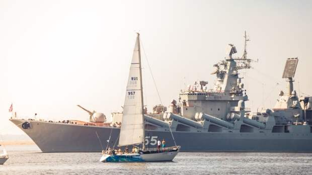ВМФ России сообщил о получении около 40 боевых кораблей и судов в 2021 году