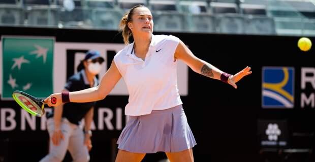 Соболенко проиграла 17-летней Гауфф в третьем круге турнира в Риме