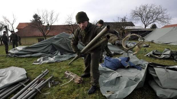 Болгарский торговец оружием признался в использовании складов во Врбетице